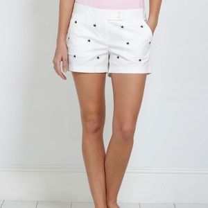 Vineyard Vines Starfish Embroidered Dayboat Shorts